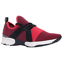 Buy Carvela Lamar Lace Up Trainers Online at johnlewis.com