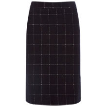 Buy White Stuff Norma Pencil Skirt, Old Blue Online at johnlewis.com