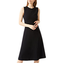 Buy Jigsaw Salena Dress, Black Online at johnlewis.com