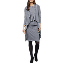 Buy East Long Waterfall Cardigan Online at johnlewis.com
