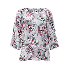 Buy White Stuff Jupiter Top, Almond Online at johnlewis.com