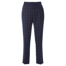 Buy White Stuff Mid Town Check Trousers Online at johnlewis.com