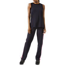 Buy Jigsaw Athleisure Double Faced Track Joggers Online at johnlewis.com