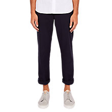 Buy Ted Baker Koossic Trousers, Navy Online at johnlewis.com