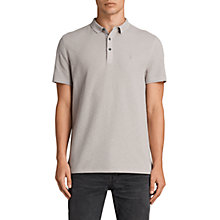 Buy AllSaints Clash Polo Shirt Online at johnlewis.com