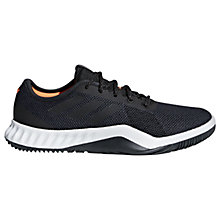 Buy adidas CrazyTrain LT Women's Training Shoes, Black Online at johnlewis.com