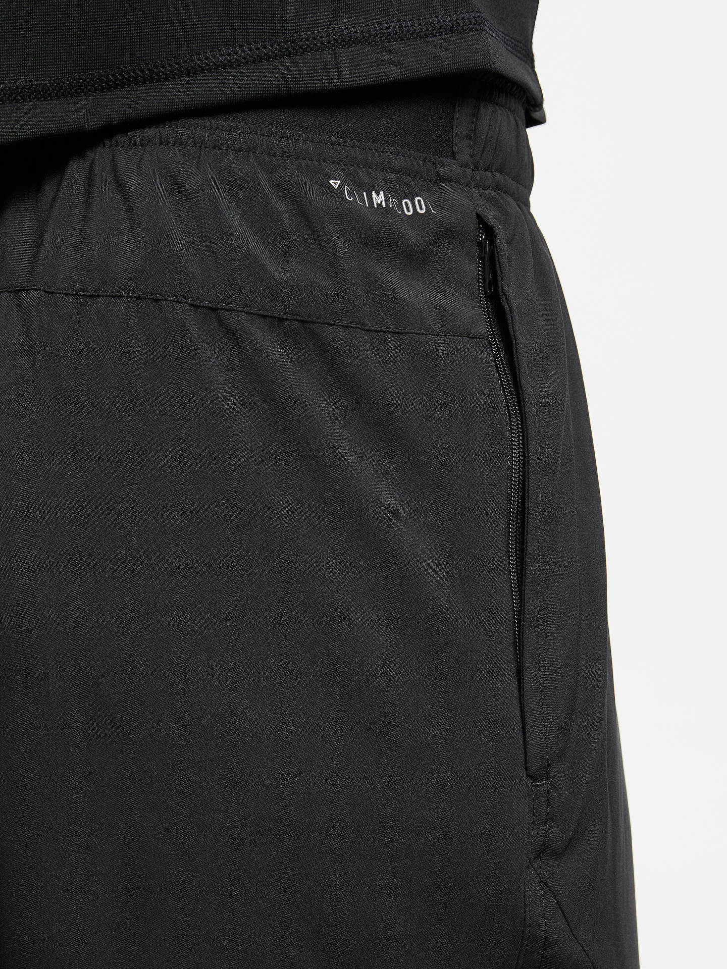 adidas Mens New Zealand Rugby Shorts Pants Trousers Bottoms Zip ClimaCool
