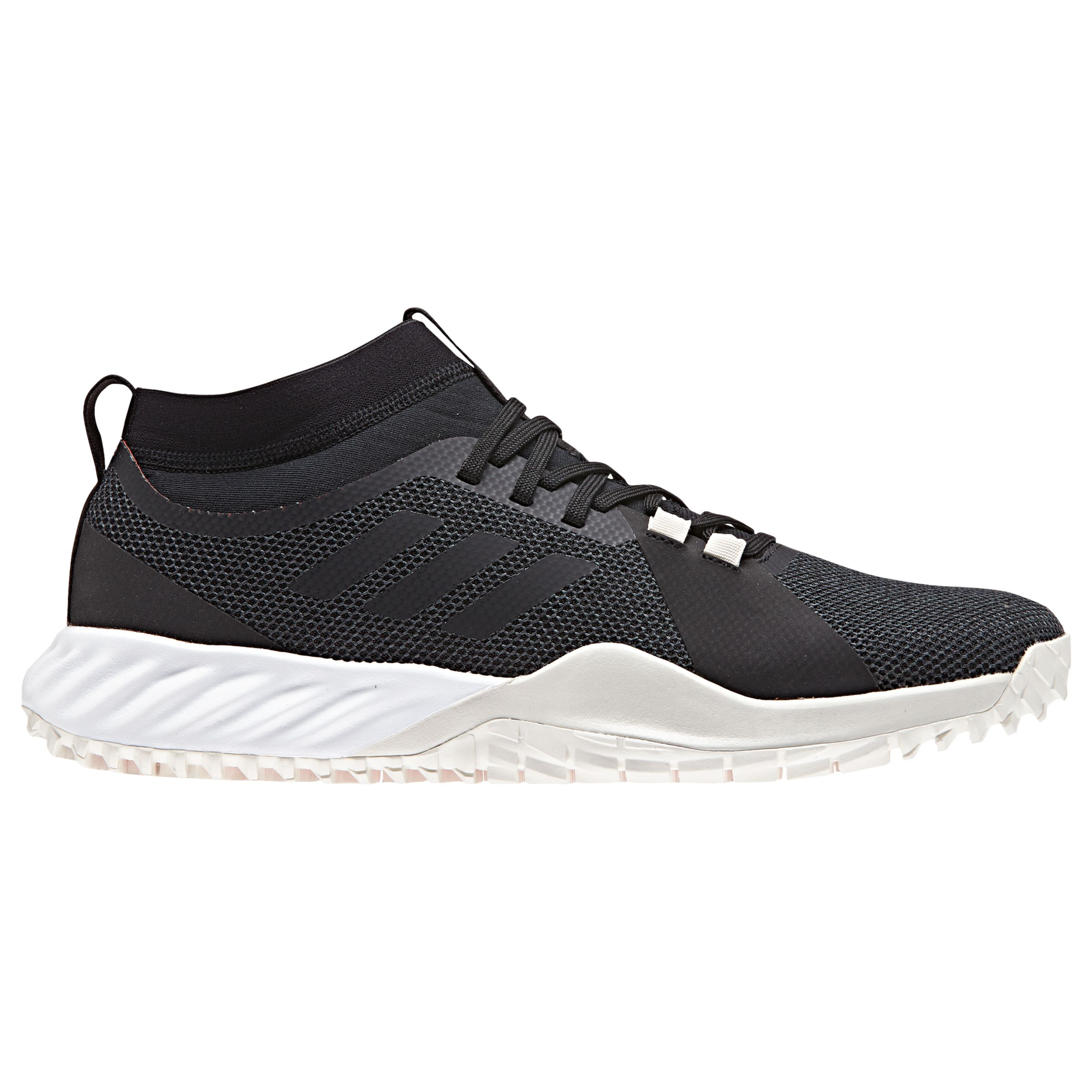 reputable site dff95 4060a adidas CrazyTrain PRO 3.0 TRF Mens Training Shoes, Carbon at John Lewis   Partners
