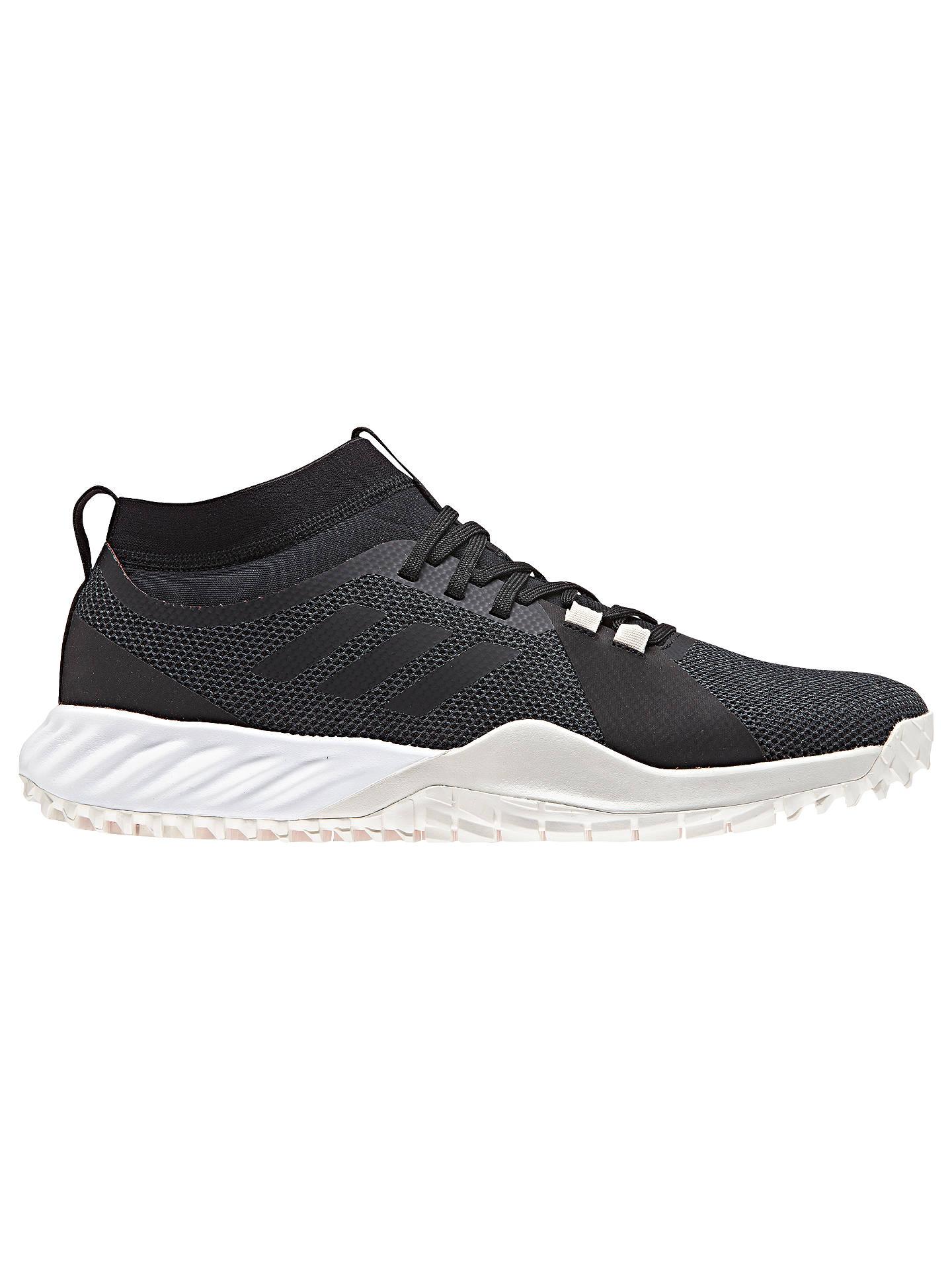 huge discount 6a1e5 307c4 Buyadidas CrazyTrain PRO 3.0 TRF Mens Training Shoes, Carbon, 7 Online at  johnlewis.