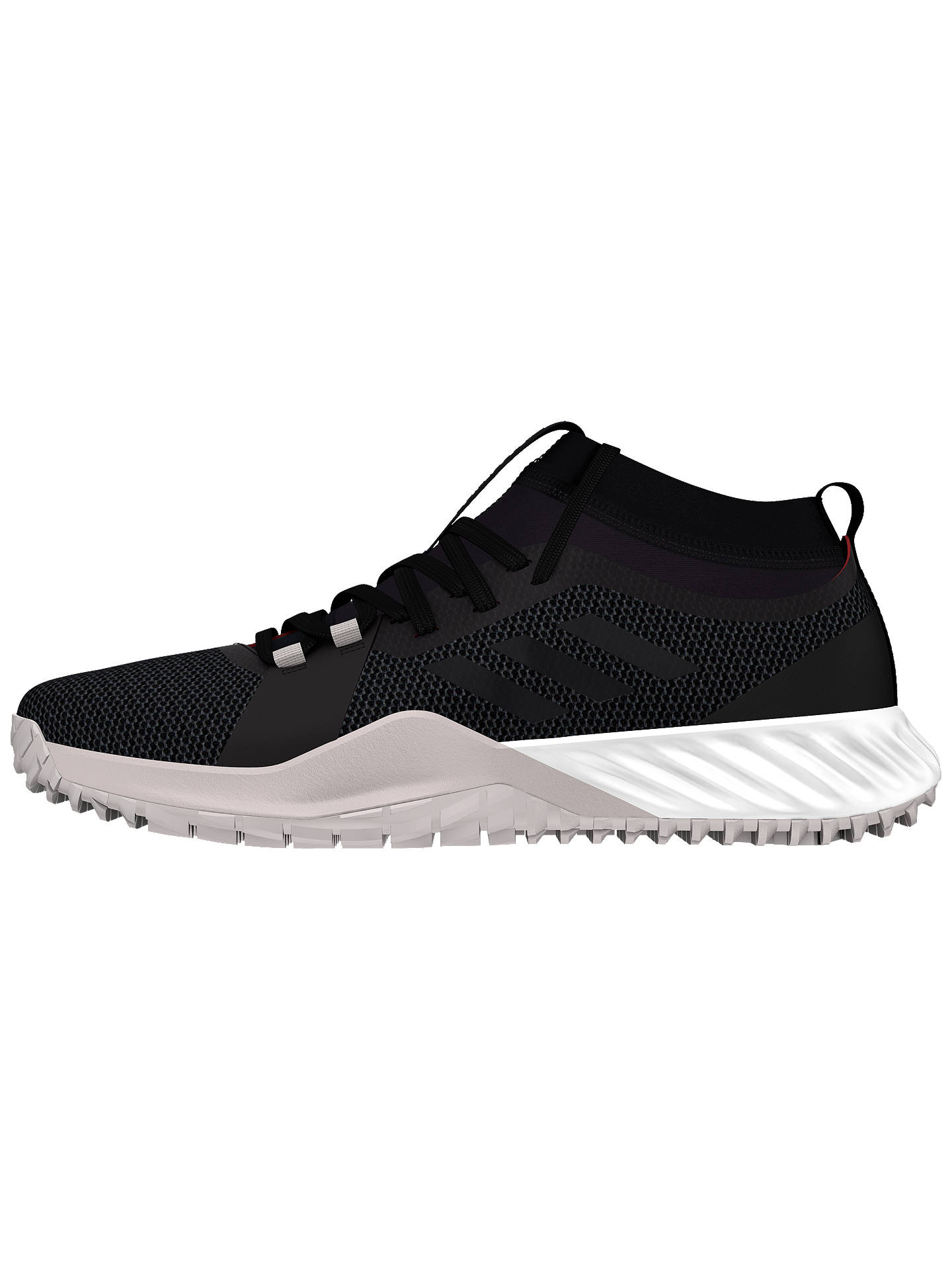 huge discount 6a1e5 307c4 Buyadidas CrazyTrain PRO 3.0 TRF Mens Training Shoes, Carbon, 7 Online at  johnlewis.