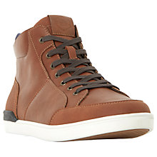 Buy Dune Stark Hi Top Trainers Online at johnlewis.com