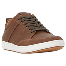 Buy Dune Tristan Stitch Detail Bumper Trainers Online at johnlewis.com