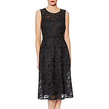 Buy Gina Bacconi Emily Embroidered Mesh Dress Online at johnlewis.com