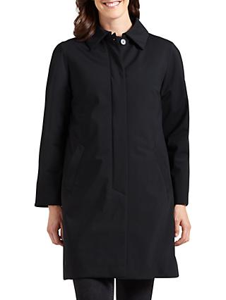 Four Seasons City Three-Quarter Length Mac, Black