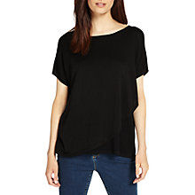 Buy Phase Eight Elizabetta Knitted Jumper, Black Online at johnlewis.com