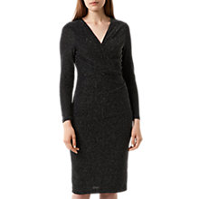 Buy Fenn Wright Manson Sienna Long Sleeve Dress, Black Online at johnlewis.com