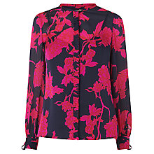 Buy L.K.Bennet Felli Shirt, Pink Online at johnlewis.com