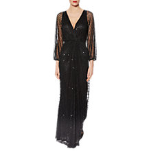 Buy Gina Bacconi Saffron Beaded Maxi Dress Online at johnlewis.com