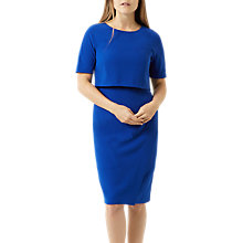 Buy Fenn Wright Manson Petite Daisy Dress, Blue Online at johnlewis.com