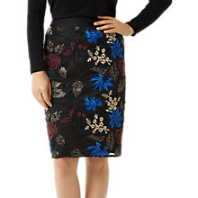 Buy Fenn Wright Manson Petite Lulu Skirt, Black/Blush Online at johnlewis.com