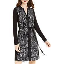 Buy Oasis Animal Printed Shirt Dress, Multi Online at johnlewis.com