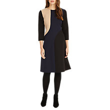 Buy Phase Eight Rosie Colour Block Dress, Multi Online at johnlewis.com
