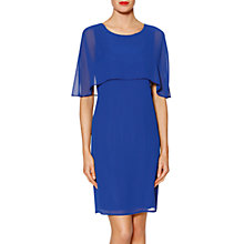Buy Gina Bacconi Miranda Beaded Cape Dress Online at johnlewis.com