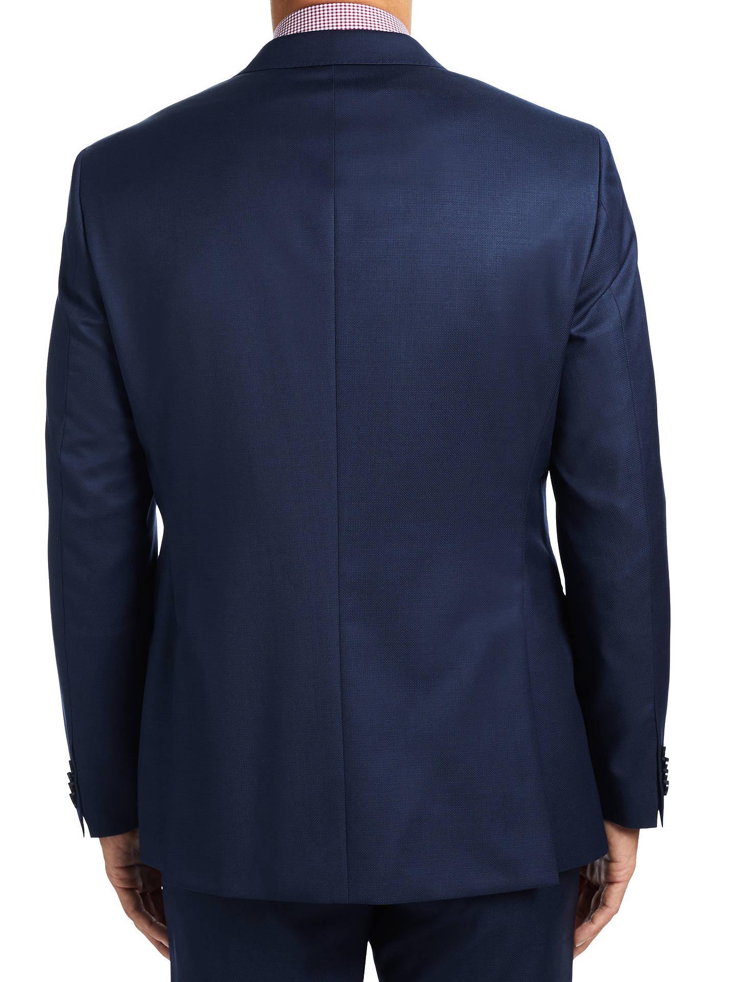 ... BuyHUGO by Hugo Boss C-Jeffery Wool Micro Pattern Regular Fit Suit  Jacket 65a3936312e