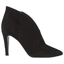 Buy Mint Velvet Pippa Pointed Toe Ankle Boots, Black Online at johnlewis.com