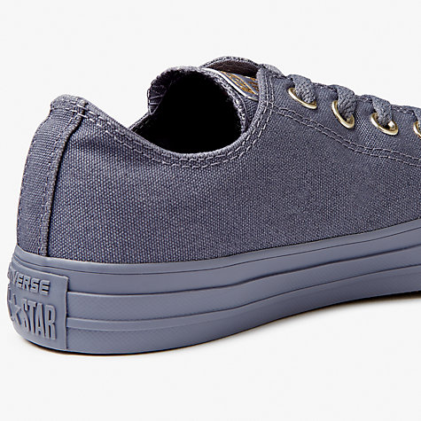 Buy Converse Chuck Taylor All Star Tonal Sole Low-Top Trainers Online at johnlewis.com