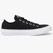 Buy Converse Chuck Taylor All Star Ox Mono Toe Cap Trainers Online at johnlewis.com