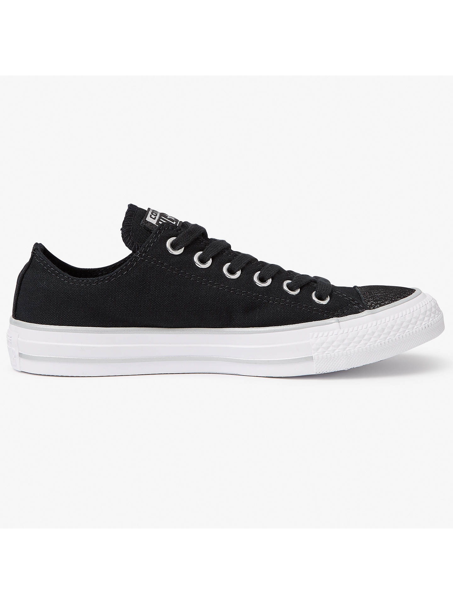 f2dfc6f722e8 Converse Chuck Taylor All Star Women s Ox Mono Toe Cap Trainers at ...