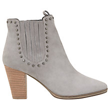 Buy Mint Velvet Betsy Studded Ankle Boots Online at johnlewis.com