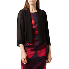 Buy Fenn Wright Manson Miro Shrug, Black Online at johnlewis.com
