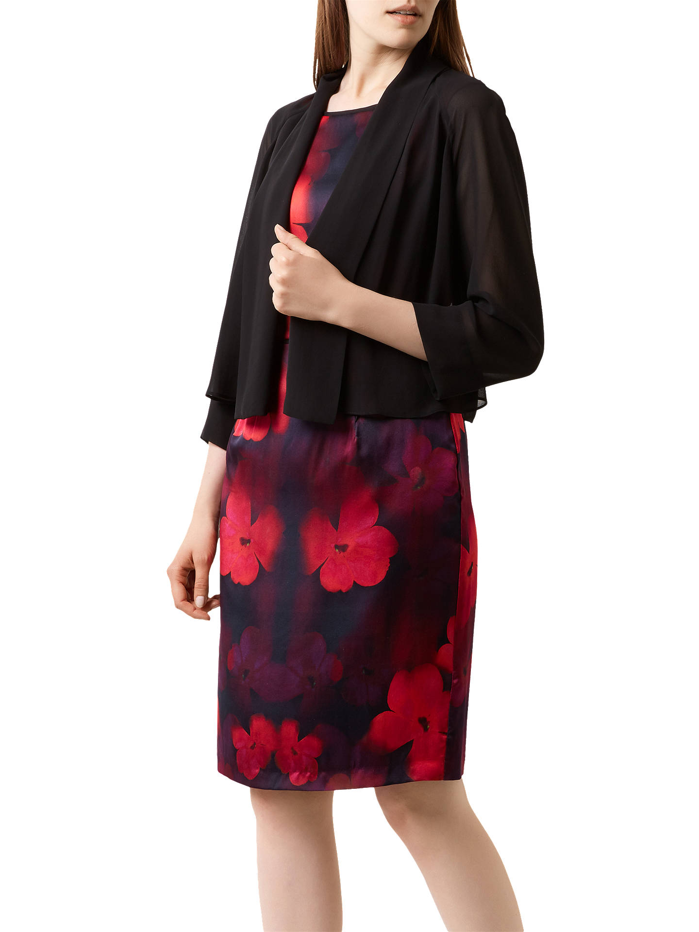 BuyFenn Wright Manson Miro Shrug, Black, S Online at johnlewis.com