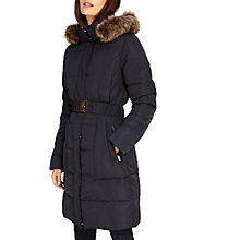 Buy Phase Eight Kalyn Puffer Jacket, Navy Online at johnlewis.com