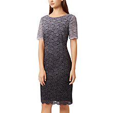 Buy Fenn Wright Manson Juliet Lace Dress, Grey Mix Online at johnlewis.com