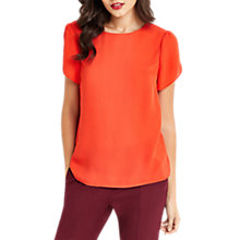 Buy Oasis Petal Sleeve T-Shirt Online at johnlewis.com
