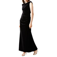 Buy Fenn Wright Manson Charlotte Dress, Black Online at johnlewis.com