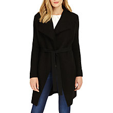 Buy Phase Eight Aaliyah Coat, Black Online at johnlewis.com
