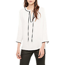 Buy Gerard Darel Baie Blouse, Ecru Online at johnlewis.com