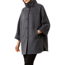 Buy Fenn Wright Manson Sofia Coat, Grey Online at johnlewis.com