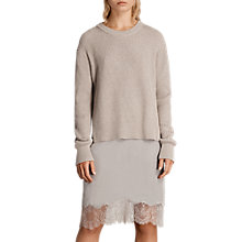 Buy AllSaints Eloise Long Sleeve Dress Online at johnlewis.com