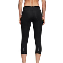 Buy Adidas D2M 3/4 Capri Training Tights, Black Online at johnlewis.com