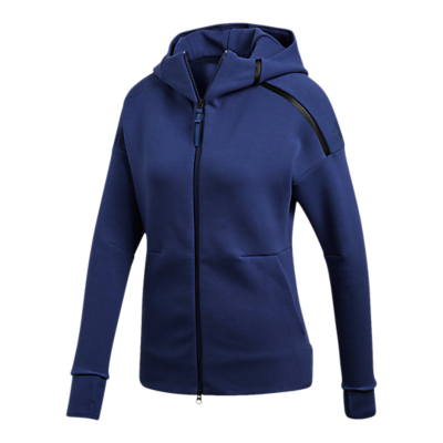 adidas Athletic Z.N.E. 2 Hoodie, Noble Indigo