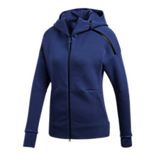 Buy Adidas Athletic Z.N.E. 2 Hoodie, Noble Indigo Online at johnlewis.com