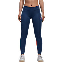 Buy Adidas D2M Long Running Tights, Indigo Online at johnlewis.com