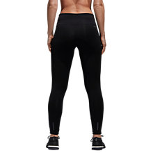 Buy adidas Climalite Training Tights, Black Online at johnlewis.com