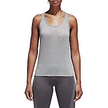 Buy Adidas Prime Tank Top Online at johnlewis.com