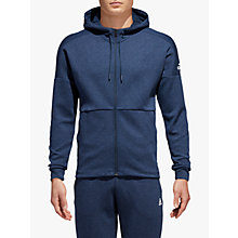 Buy adidas ID Stadium Full Zip Hoodie Online at johnlewis.com
